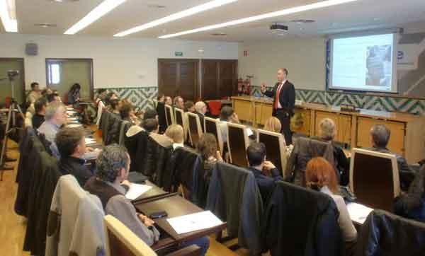Conferencia en Ibercide - Ibercaja
