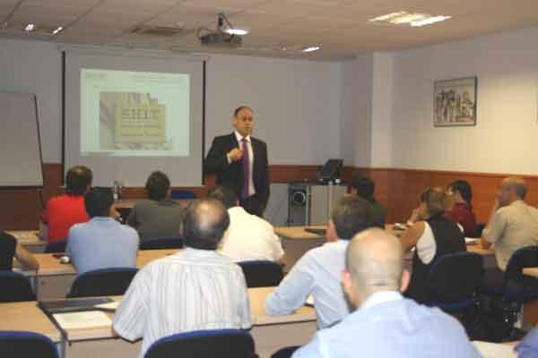 Conferencia en ESIC
