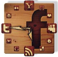 Redes sociales. ¿Cuál es la mejor hora para publicar contenido?