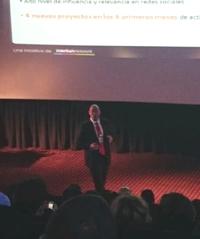 Alberto Alcocer. Conferencia en Iniciativa Pymes