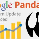 Google Panda 4.0. el nuevo algoritmo de posicionamiento de Google