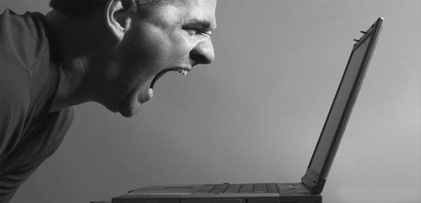 comentarios negativos en internet