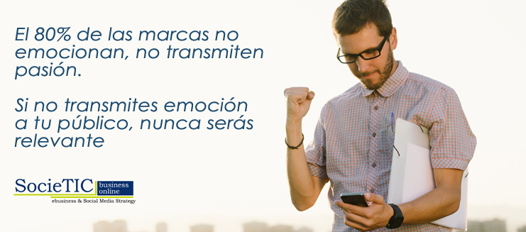 marketing online y las emociones
