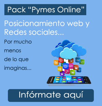 Pack Pymes Online: posicionamiento y redes sociales