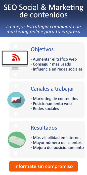 SEO Social y Marketing de contenidos