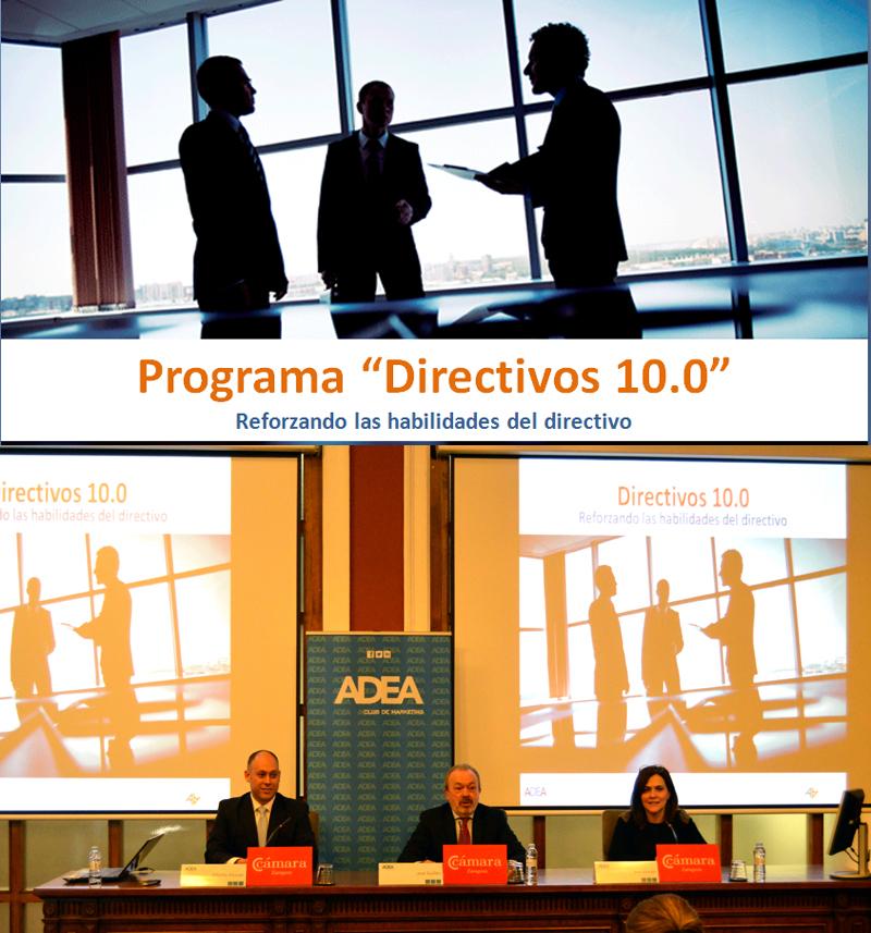 Direcitivos 10.0, reforzando las habilidades del directivo