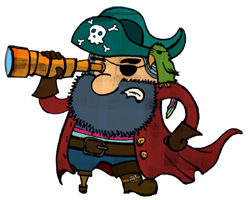 piratas del marketing online