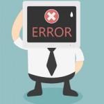 14 grandes errores en tu estrategia de marketing de contenidos que debes evitar
