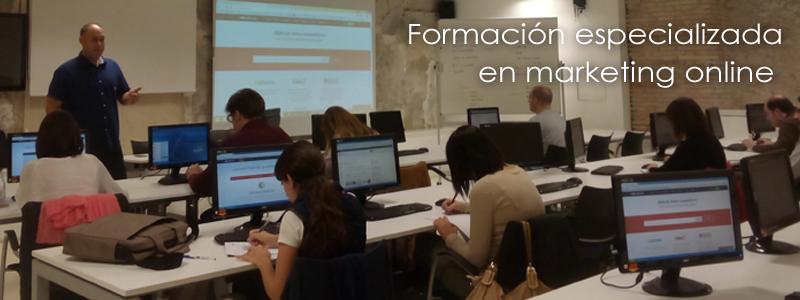 formacion marketing online