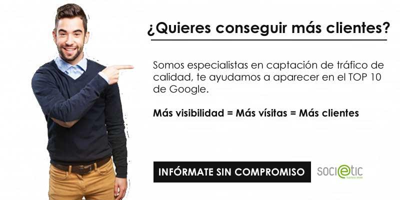 posicionar mi web en Google