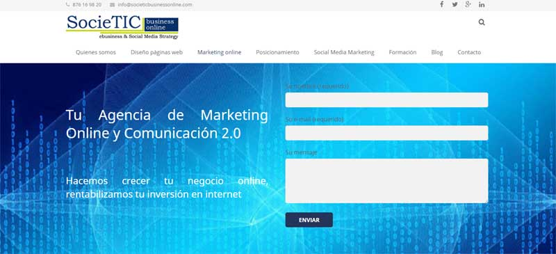 marketing online zaragoza