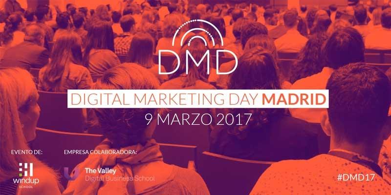 entradas para el DMD17