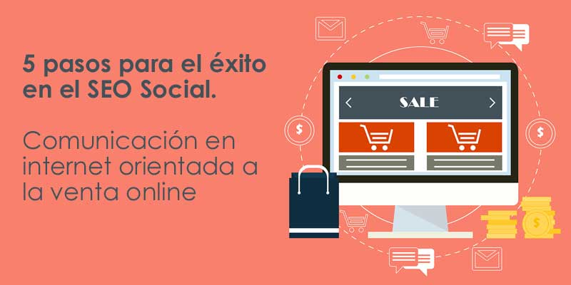estrategia de seo social