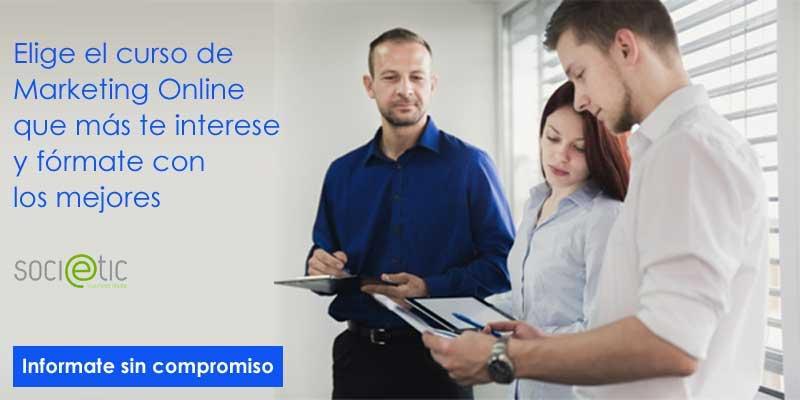 formacion en marketing online