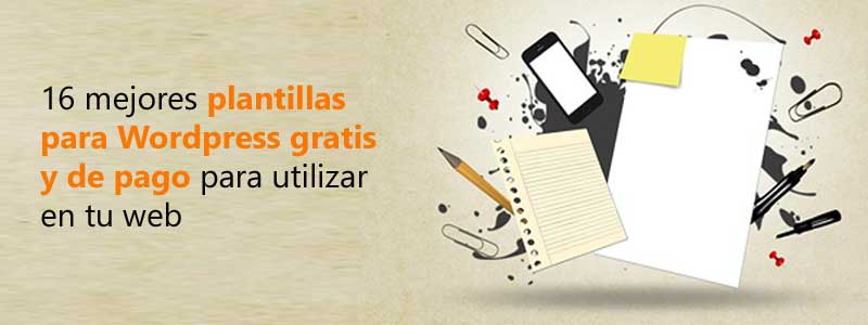 plantillas para wordpress
