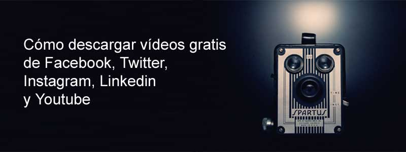 descargar videos gratis