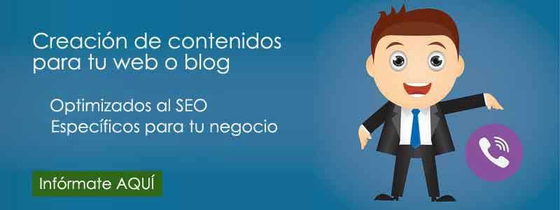 creación de contenidos para blogs