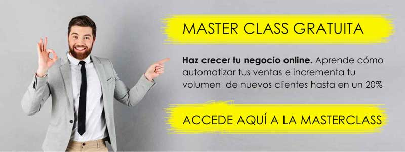 masterclass gratuita