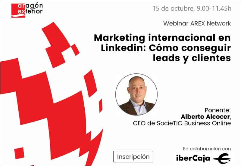conferencia linkedin